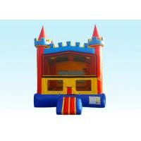 Buy cheap Backyard Fun Large Inflatable Bounce House / Indoor Jumping House product