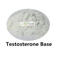 China Testosterone Base Bulk Steroid Powders Positive Anabolic Steroids Without Side Effects 58-20-8 wholesale