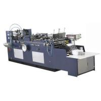 China Roll Garbage Bag Making Machine Production Line on sale