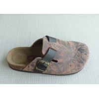 Buy cheap Womens Sole Cork Slippers , 36-41 Size Summer Fashion Comfortable product