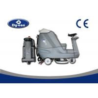 Quality Blue Color Reconditioned Ride On Floor Scrubbers Machine , Wet Floor Cleaning Machines for sale