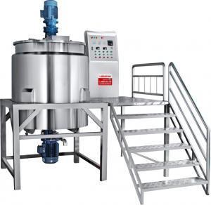 China Liquid soap mixing tank on sale
