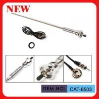 Buy cheap Three Section AM FM Car Antenna , Exterior Roof Mount Car Antenna product