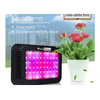 Buy cheap Led Wavelength Indoor Greenhouse LED Grow Panel Light Bloom Cultivation 90 Degree product
