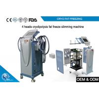 Buy cheap LED 3 in 1 Vacuum Slimming Machine , 1200w coolsculpting equipment Fat Freezing product