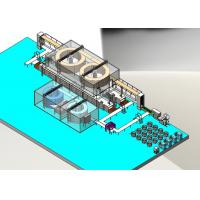Buy cheap Hamburger Bread Making Steam Machine Bakery Production Line With Ce product