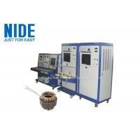 Buy cheap Air Condition Motor Stator Testing Panel Equipment, stator tester machine product