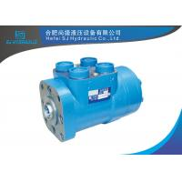 Buy cheap Iron Black / Blue BZZ50 Hydraulic Steering Unit For Heavy Vehicles / Wheel Loaders product