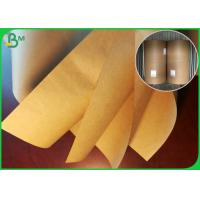 Buy cheap 50GSM Greaseproof Food Grade Brown Kraft Paper For Making Popcorn Chicken Cup from wholesalers