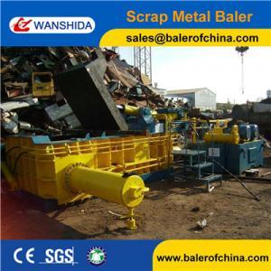 China Scrap Metal Balers on sale