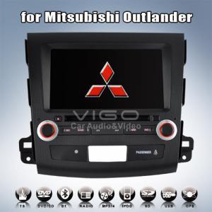 Buy cheap Mitsubishi Outlander In Car GPS Navigation Auto radio Headunit Sat Nav DVD Player VMO8956 product