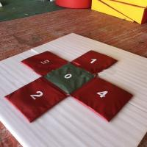 Buy cheap Indoor Kids Gymnastics Mat Number Rugs Puzzle Martial Arts Tumbling Mats product