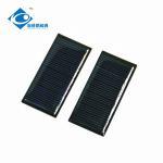 Buy cheap 5.5V Mono Solar Panel Module / Portable Power Source Monocrystalline Silicon Solar Cells product