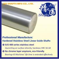 Buy cheap transmission round bar stainless steel linear round bar HRC56-58 similar to mirror roughness 0.05 product