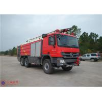 Buy cheap Extinguishing System Industrial Fire Truck With Intercooled Diesel Engine product