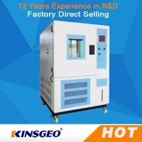 Quality LCD or PC Operation Customized Temperature Humidity Test Chamber Moisture Corrosion 225L for sale