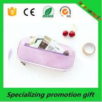 Quality Promotional PU Custom Printed Pencil Case / Bag For Teenagers for sale
