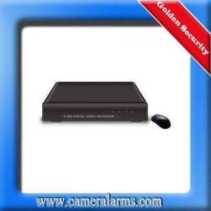 sistema remoto GS7604ED da fiscalização DVR da segurança do CCTV de 4CH H.264 3G