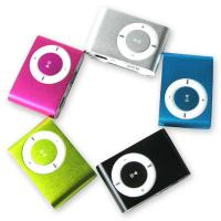 Quality Windows 98, 2000, ME, XP Clip Style Portable Mp3 Player With Multi-sound Modes for sale