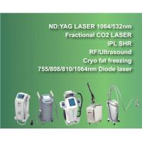 Buy cheap Multifunctional Fractional Co2 Laser Scar Removal Machine For Whole Body  Skin Tightening product