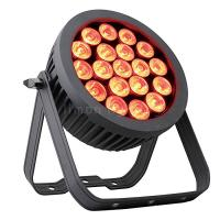 Buy cheap Outdoor IP65 Stage Lighting 19x10w RGBW 4in1 Circle control Flat LED Par product