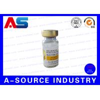 Buy cheap Prescription 10ml Vial Labels , Plastic Laser Film Labels For 10ml Bottles from wholesalers