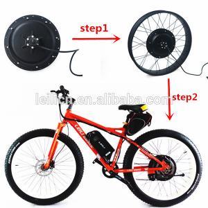 Buy cheap 50km / H High Speed Light Fat Bike , Fat Tires Bike Lithium Battery product