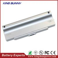 Quality Laptop Battery for SONY VAIO VGN-C90S C25G C290 FS115M B FS570 for sale