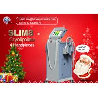Quality 1200W cool shaping vacuum cryotherapy equipment Continuously contact cooling for sale