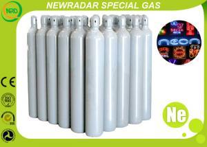 Buy cheap Le néon industriel de Ne intoxique l'ONU CAS 1065 7440-01-9 pour des tubes de mètre de vague product