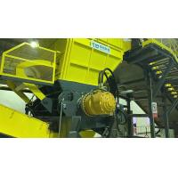 Buy cheap MSW Municipal Solid Waste Crushing Sherdder , Overseas Plastic Waste Shredder product