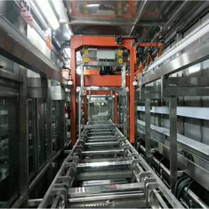 Buy cheap Multi Manipulator Aluminium Anodizing Machine IGBT Rectifier 3mm 304 Stainless from wholesalers