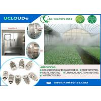 China Automatic Pressure Relief Industrial Spray Nozzles Water Dripping Protect on sale