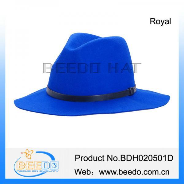 classic wide brim 100 cheap fedora hat for 103203296