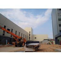 Buy cheap Prefabricated Multi - Storey Steel Structure Office Nice Appearance Modern Design product
