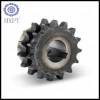 China C45 Industrial Roller Chain HXPT Sprocket D40BS11HX7/8, Double, 1/2 Pitch, 7/8 Finished Bore, 11 Teeth on sale