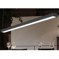 180 Degree LED Flat Panel Light Beam Angle With PC Light Cover Material 4Ft / 3Ft / 2Ft