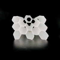 Buy cheap Water Treatment PP PVC Hexagonal Honeycomb Inclined Tube Settler product