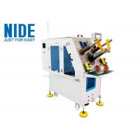Buy cheap Copper wire / Aluminum wire Coil and Wedge Inserting Machine For Induction Motor Stator product