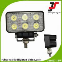 China Top Quality+Fast Shipping+Best Service Automotive 18w Offroad Cree LED Work Light on sale