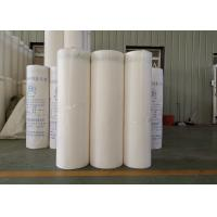 Buy cheap Roll Type Slab Waterproofing Membrane Rough Fleece Surfaces With Cement Adhesives product