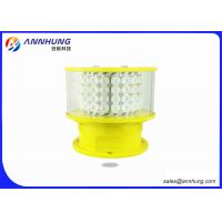 Buy cheap AH-MI/A Medium Intensity LED Aviation Obstruction Light Type A L865 24 Hours Operation product