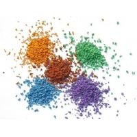 Buy cheap EPDM GRANULES/Colored EPDM granules for playground surface product