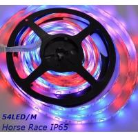 China Waterproof SMD5050 5M Horse Race Flexible LED Light Strip 54led/m DC12V 12.96W/M on sale