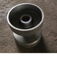 Buy cheap ASTM A356 Ductile Iron Casting Process Cast Iron Parts Supplier For Agricultural Machinery product