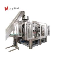 Buy cheap Energy Saving Edible Oil Filling Machine For 5L Bottle , SUS 304 Or SUS 316L product