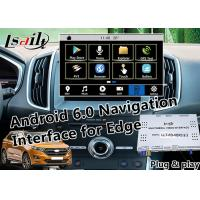 Buy cheap Plug & Play Android Auto Interface for Ford Ecosport Focus Edge with WIFI Mirrorlink from wholesalers