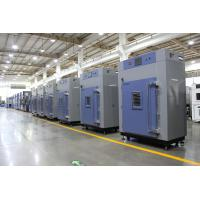 Quality SUS304 # Matte SS High And Low Temperature Test Chamber Single Door Left Open for sale