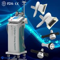 Buy cheap newest professional cryolipolysis slimming machine with hot promotion used for clinic product