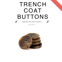 Buy cheap Resin Trench Coat Buttons product